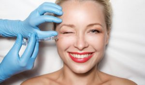 косметолог биоревитализация
